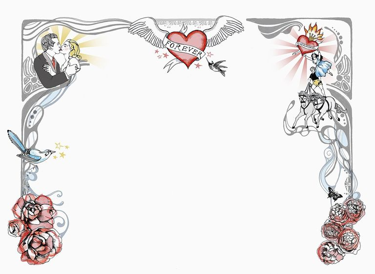 Wedding cliparts free download svg black and white library Download Free Wedding Clipart svg black and white library