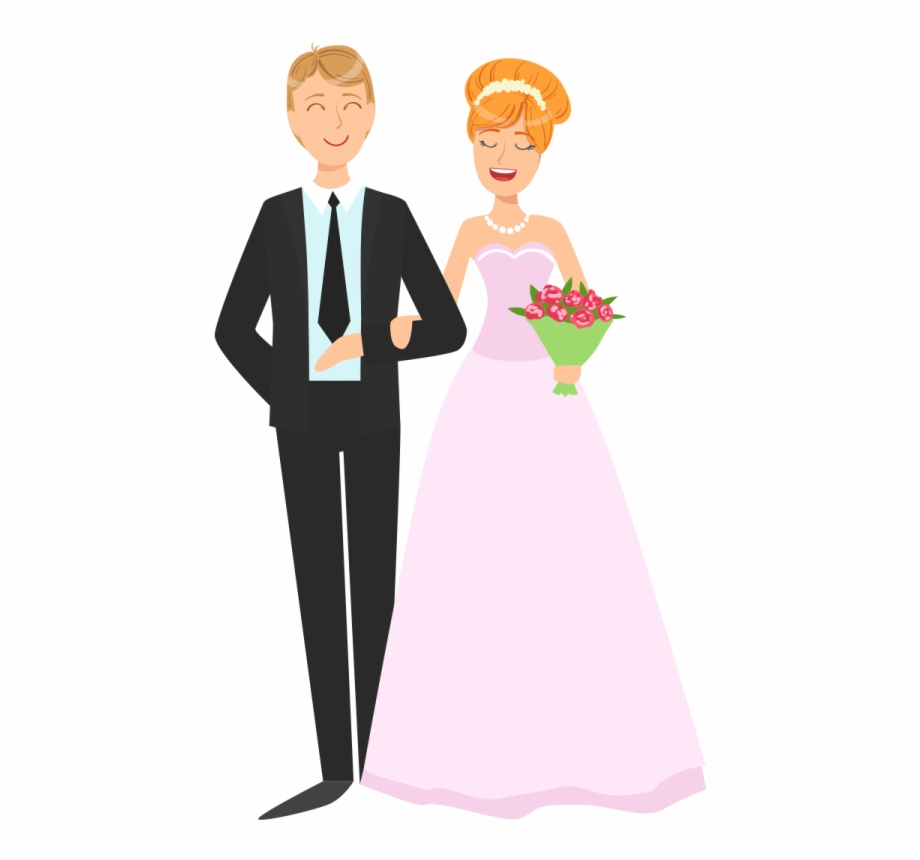 Wedding couple dancing clipart svg library library Wedding Couple Png Vector Image Transparent Background ... svg library library