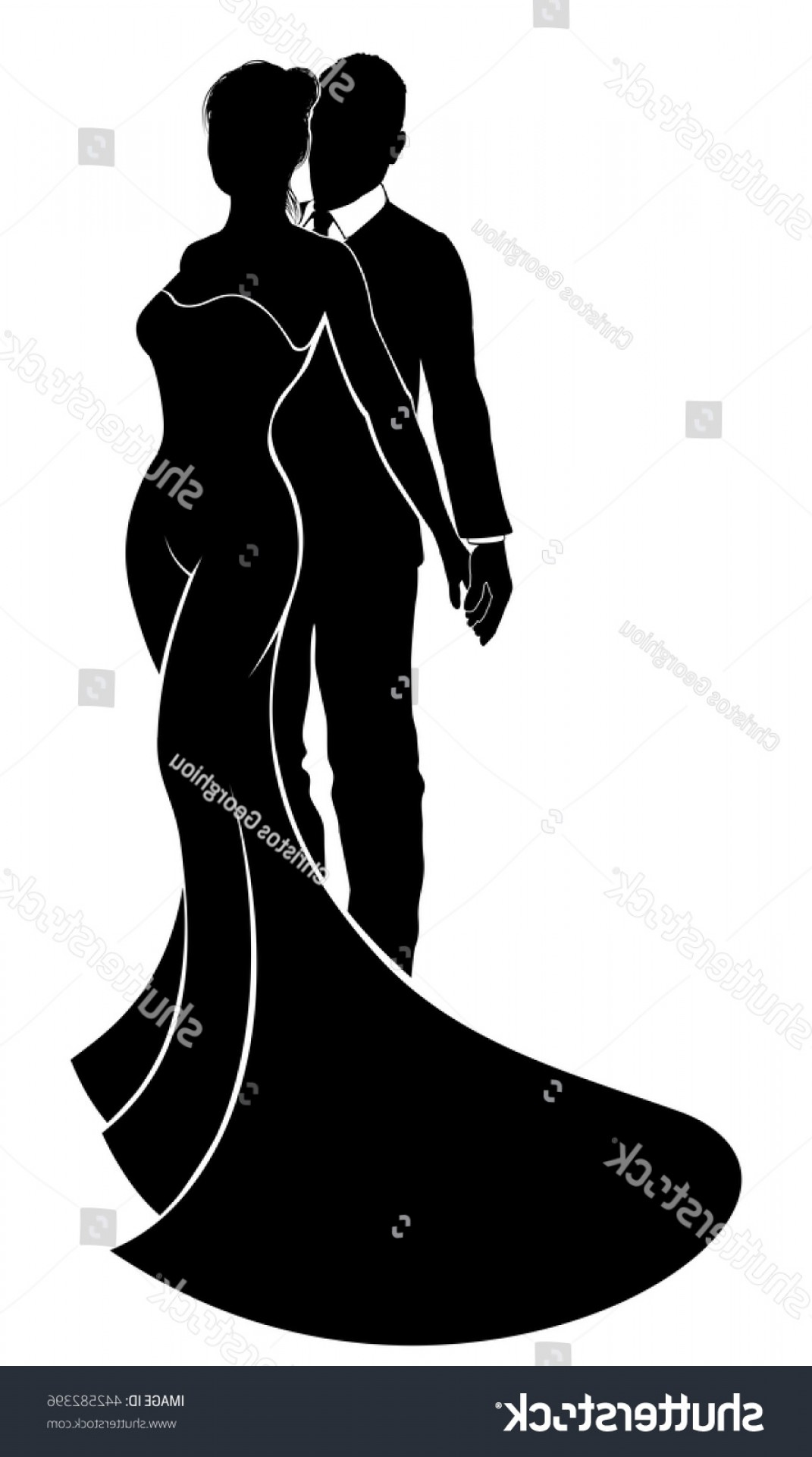 Wedding couple elegant clipart png freeuse download Bride Groom Wedding Couple Silhouette Bridal | SOIDERGI png freeuse download