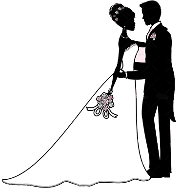 Wedding couple elegant clipart graphic library download Wedding PNG images free download graphic library download