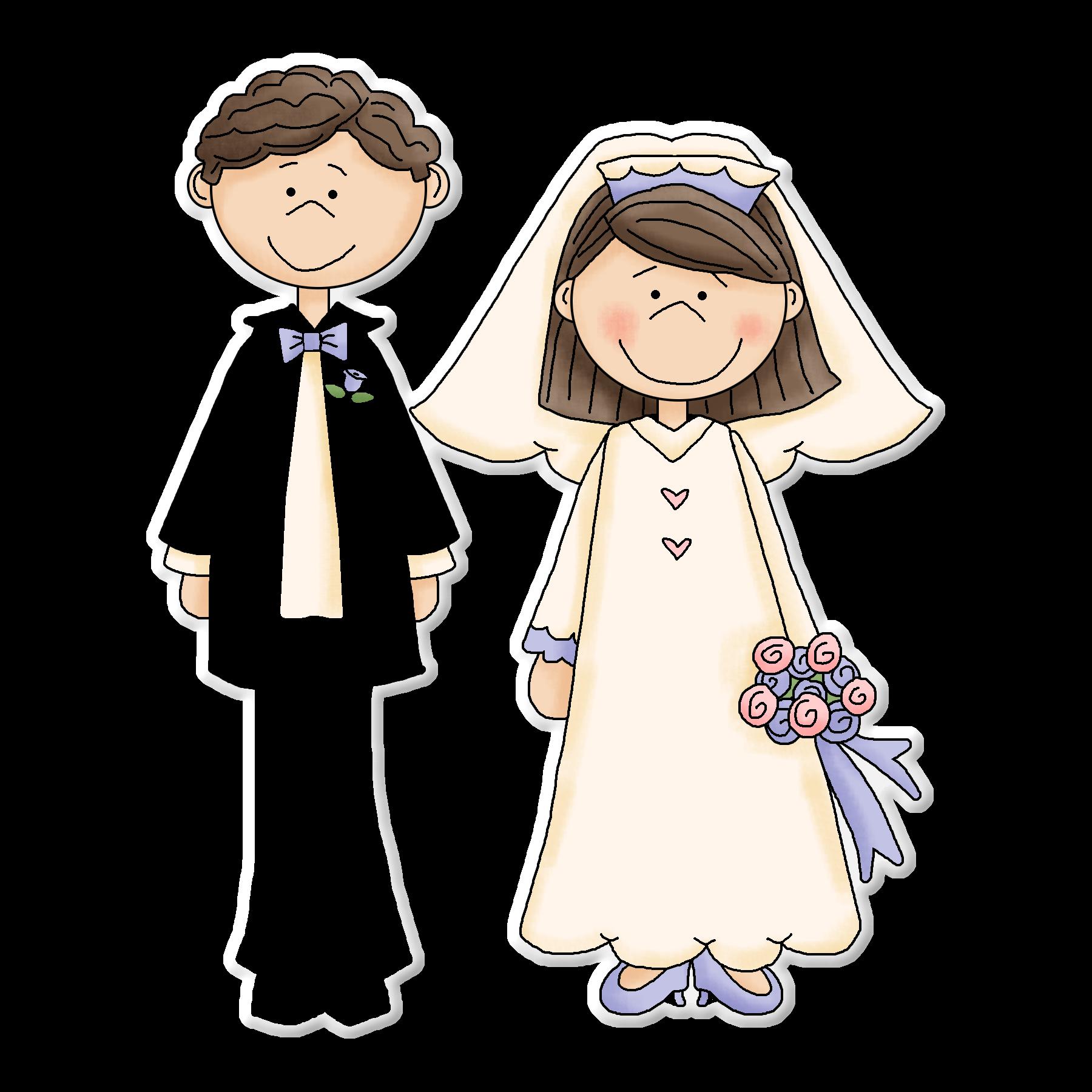 Wedding day clipart clip black and white stock Photo by @selmabuenoaltran - Minus #clipart #wedding | ღ ... clip black and white stock