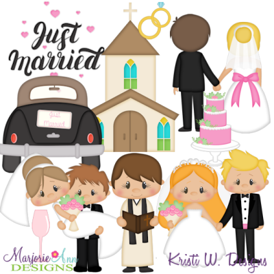 Wedding day clipart svg Our Wedding Day SVG Cutting Files Includes Clipart - $2.28 ... svg