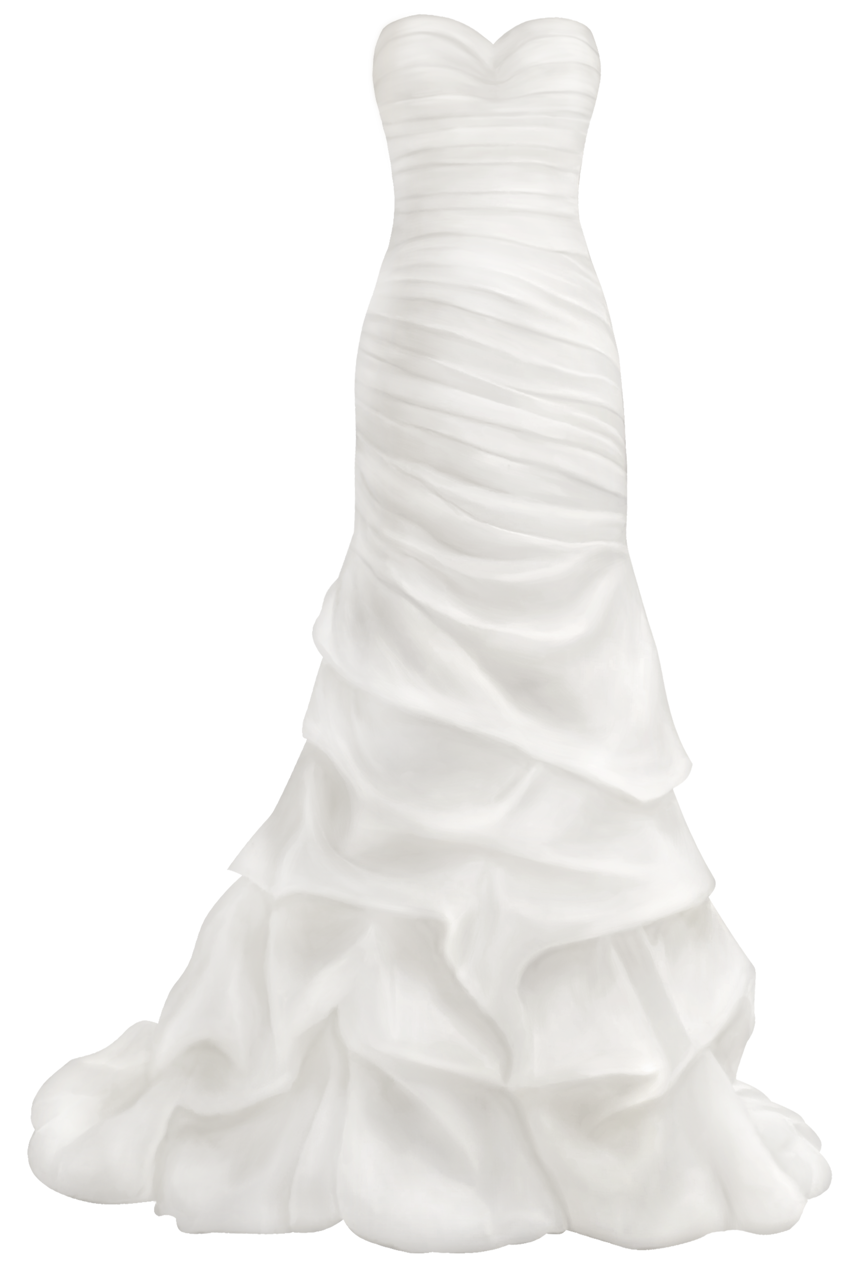 Wedding gown images clipart clip art black and white stock Beautiful Wedding Dress PNG Clip Art - Best WEB Clipart clip art black and white stock