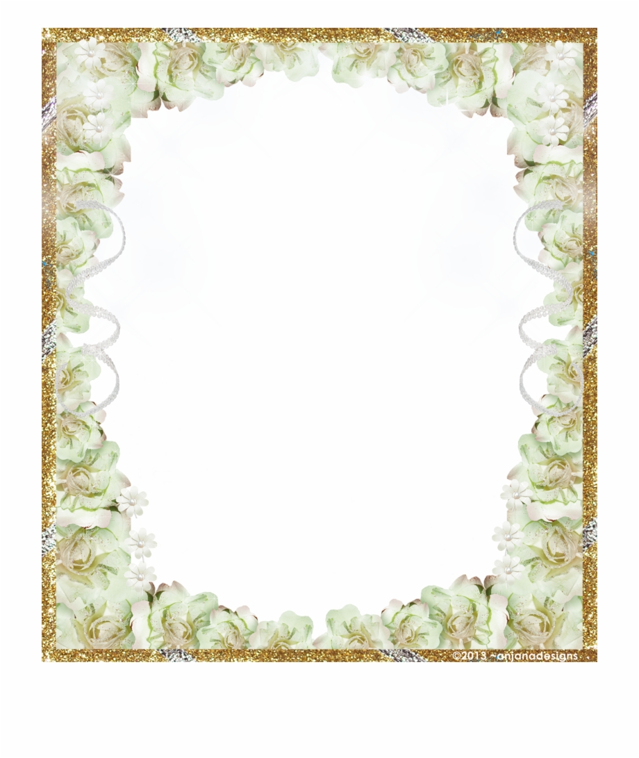 Wedding frame clipart image black and white Wedding Frame Best - Frames Wedding Frame Clipart Png Free ... image black and white