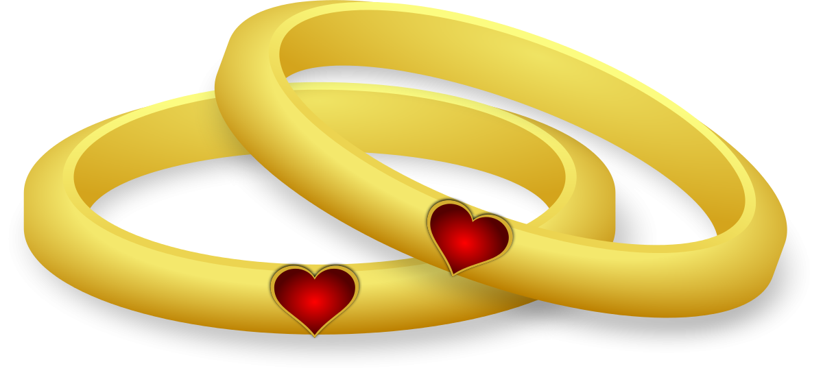 Wedding heart clipart free png freeuse download Wedding Ring Clipart by gsagri04 : Heart Cliparts #11500- ClipartSE ... png freeuse download