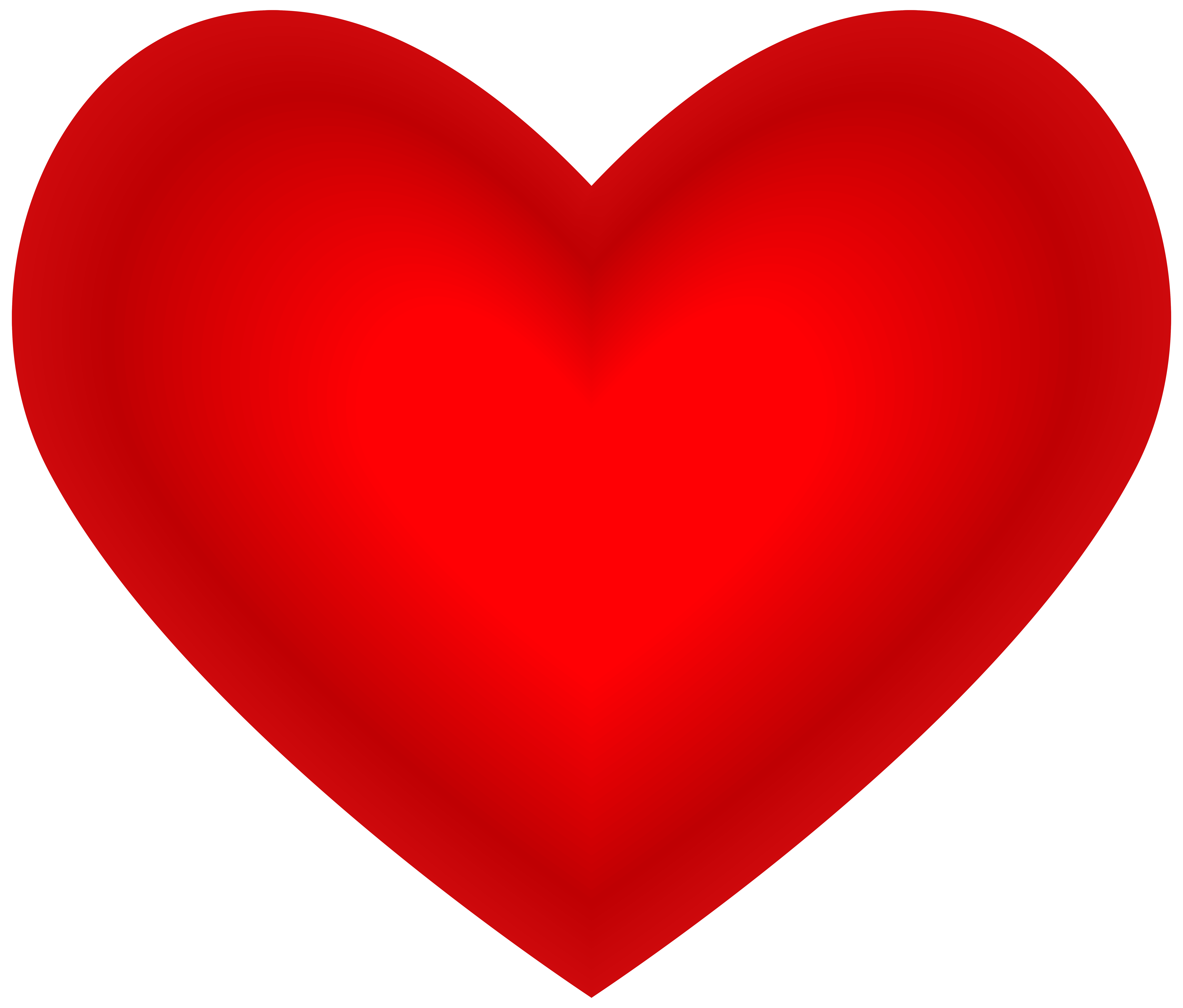 Wedding heart clipart png graphic royalty free download Red Heart Transparent PNG Image   Gallery Yopriceville - High ... graphic royalty free download