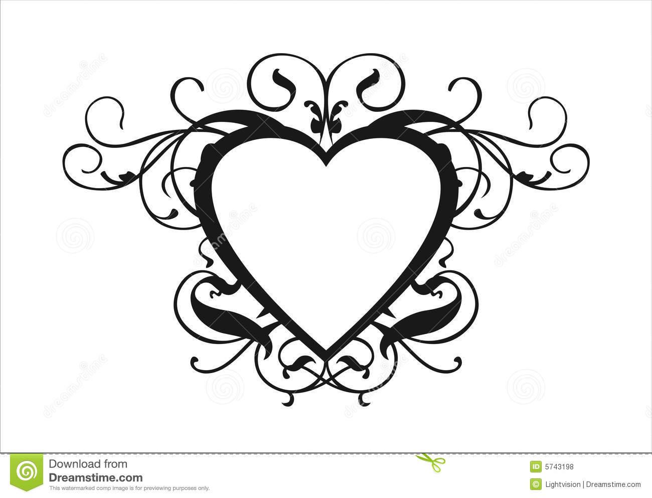 Wedding hearts clip art free Wedding heart clipart free gray - ClipartFest free