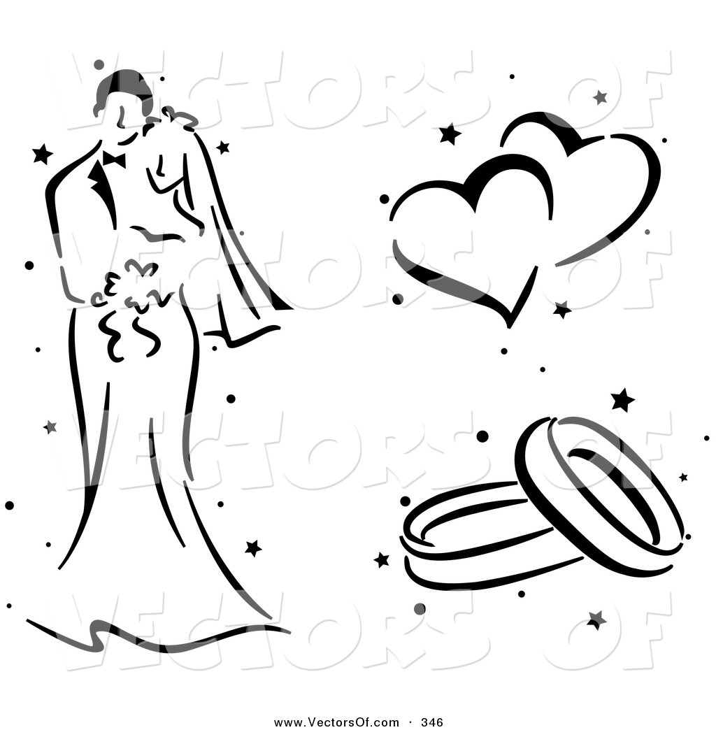 Wedding hearts clipart black and white png freeuse stock Wedding Hearts Clipart Black And White | Clipart Panda - Free ... png freeuse stock