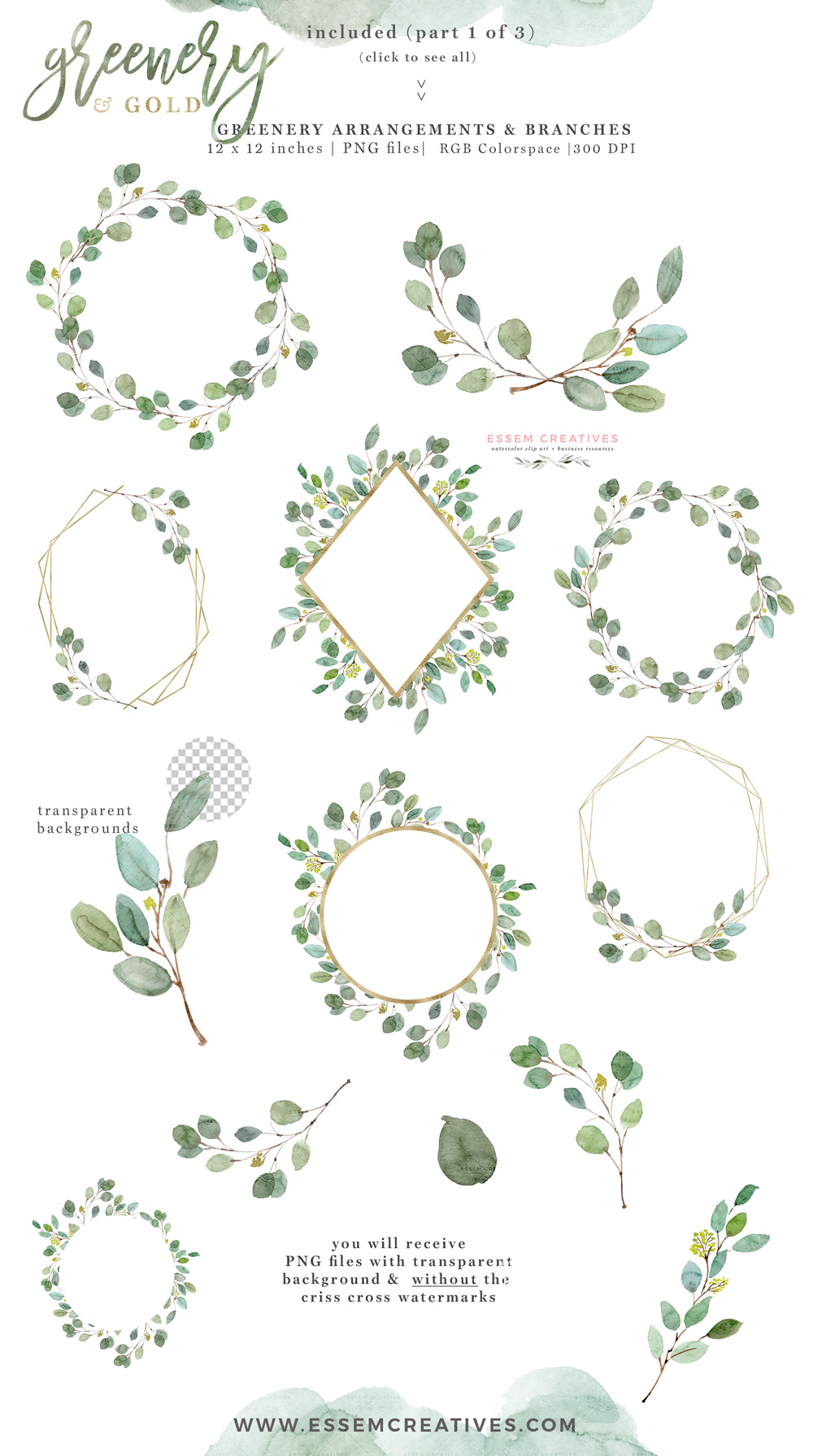 Wedding inviatation clipart