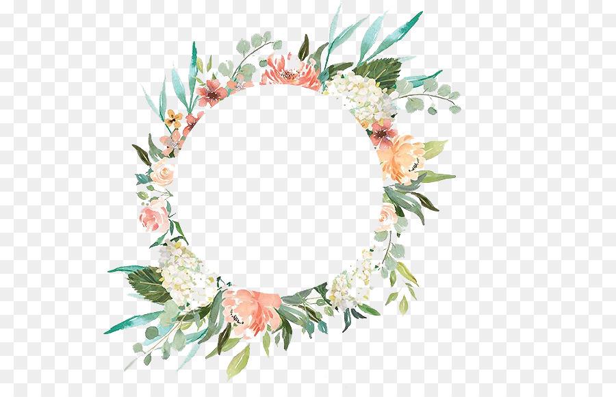 Wedding invitation flower clipart graphic free Floral Wedding Invitation Background clipart - Wedding ... graphic free