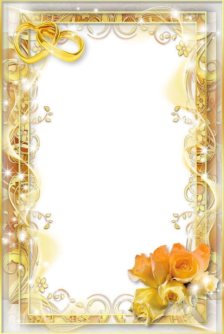 Wedding invitation frame clipart clip download Wedding Invitation Frames PNG, Clipart, Border Frames, Clip ... clip download