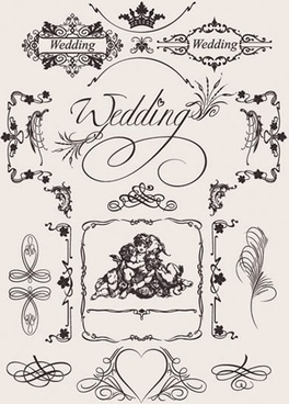 Wedding logo vector clipart vector transparent stock Wedding free vector download (1,777 Free vector) for ... vector transparent stock