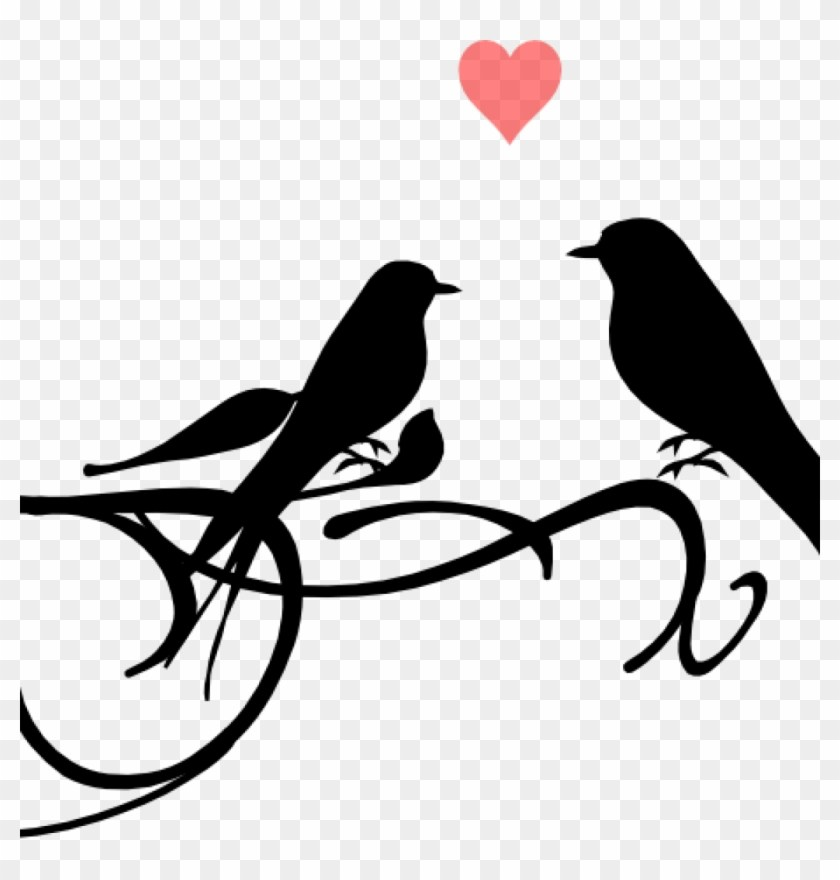 Wedding love bird clipart png library library Wedding love birds clipart 3 » Clipart Portal png library library