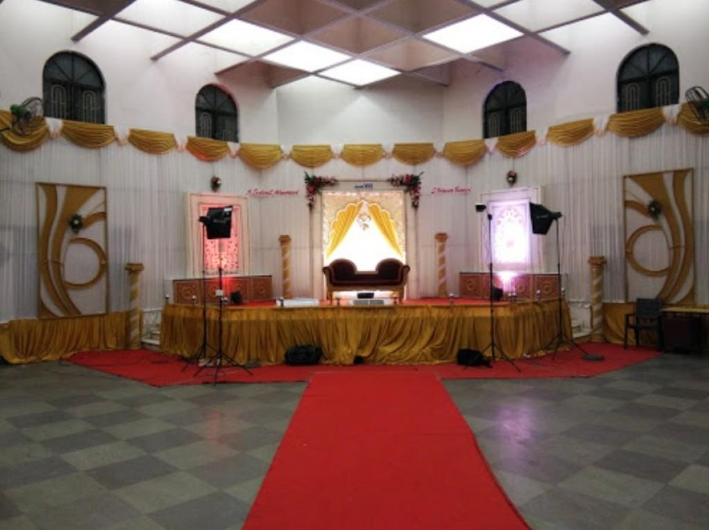 Wedding mantapa color clipart banner transparent Sangamam Thirumana Mandapam, Kurichi, Coimbatore - Indian ... banner transparent