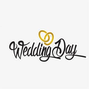 Wedding menu clipart clipart royalty free stock Valentine\'s Day Menu Clipart - Transparent Happy Wedding Png ... clipart royalty free stock