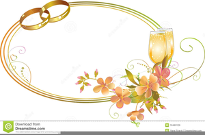 Wedding program clipart borders svg transparent download Wedding Program Clipart Borders | Free Images at Clker.com ... svg transparent download