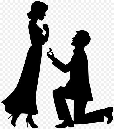 Wedding proposal clipart outline picture download Collection of Proposal clipart | Free download best Proposal ... picture download