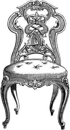 Wedding reception chairs clipart graphic free download Free Wedding Chair Cliparts, Download Free Clip Art, Free ... graphic free download