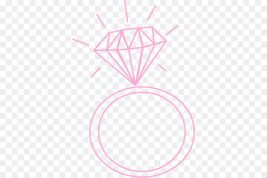 Wedding ring clipart pink svg royalty free download Wedding Petal clipart - Ring, Wedding, Diamond, transparent ... svg royalty free download