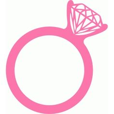 Wedding ring clipart pink picture royalty free download Diamond Clipart pink ring - Free Clipart on Gotravelaz.com picture royalty free download