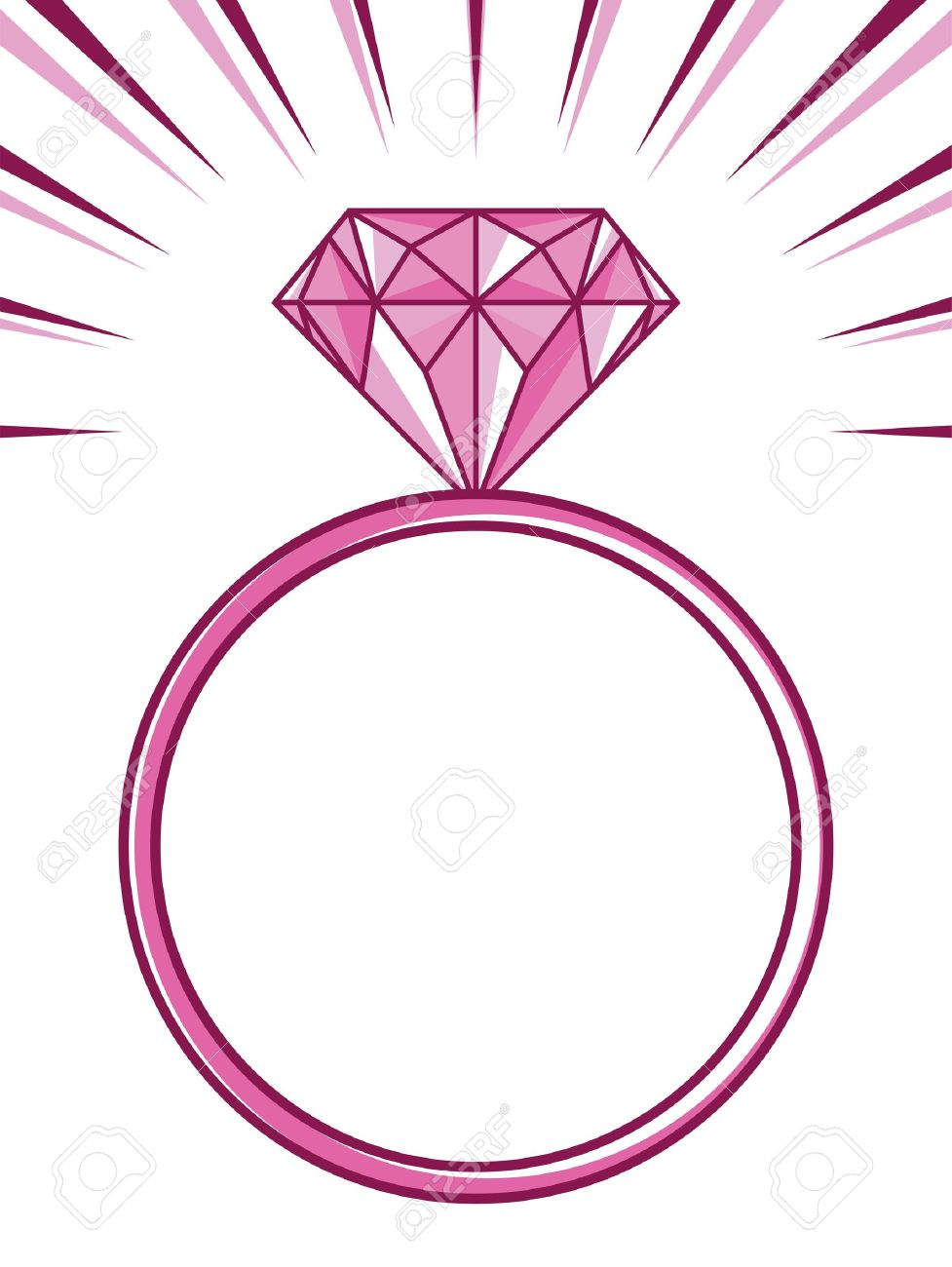 Wedding ring clipart pink svg free library Ring Clipart   Free download best Ring Clipart on ClipArtMag.com svg free library