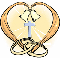 Wedding ring cross clipart vector library library Cross With Wedding Rings Clipart | Free download best Cross ... vector library library