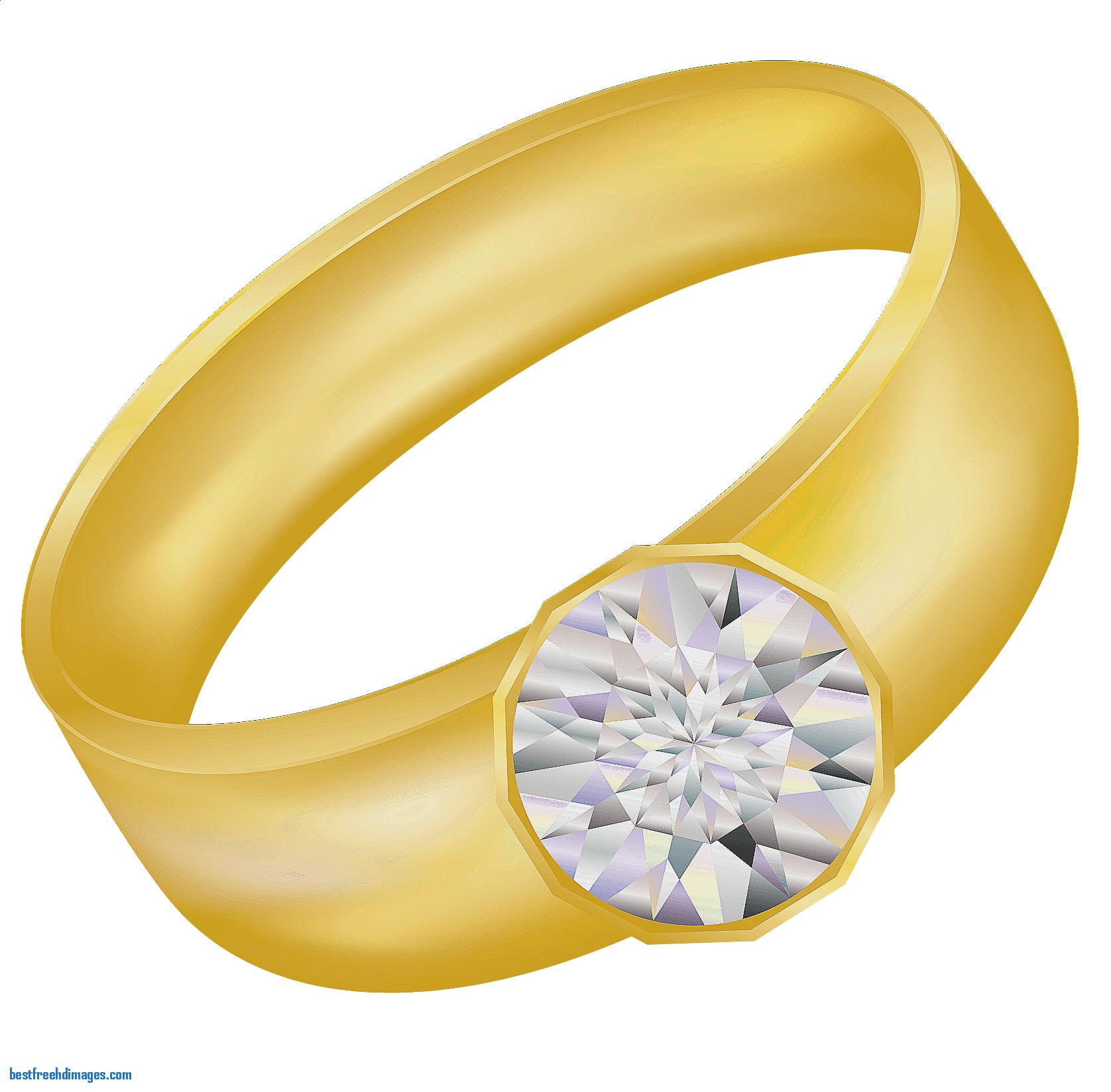 Wedding rings heart clipart picture library download Colorful Cartoon Wedding Ring Pictures - The Wedding Ideas ... picture library download