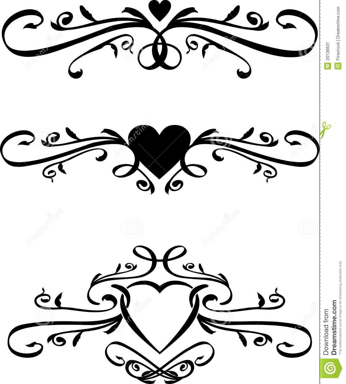 Wedding scroll clipart svg Wedding Scroll | Free download best Wedding Scroll on ... svg