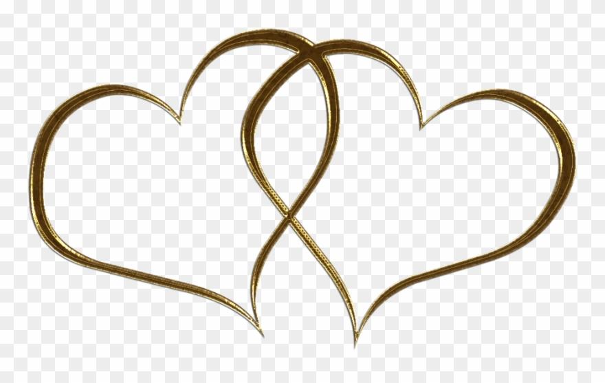 Wedding scroll heart clipart clip freeuse stock Wedding Heart Clipart Copy - Black And White Clip Art Hearts ... clip freeuse stock