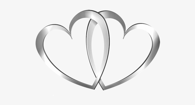 Wedding silver clipart banner library download Real Heart Silver Ring Wedding Heart Clipart The Cliparts ... banner library download