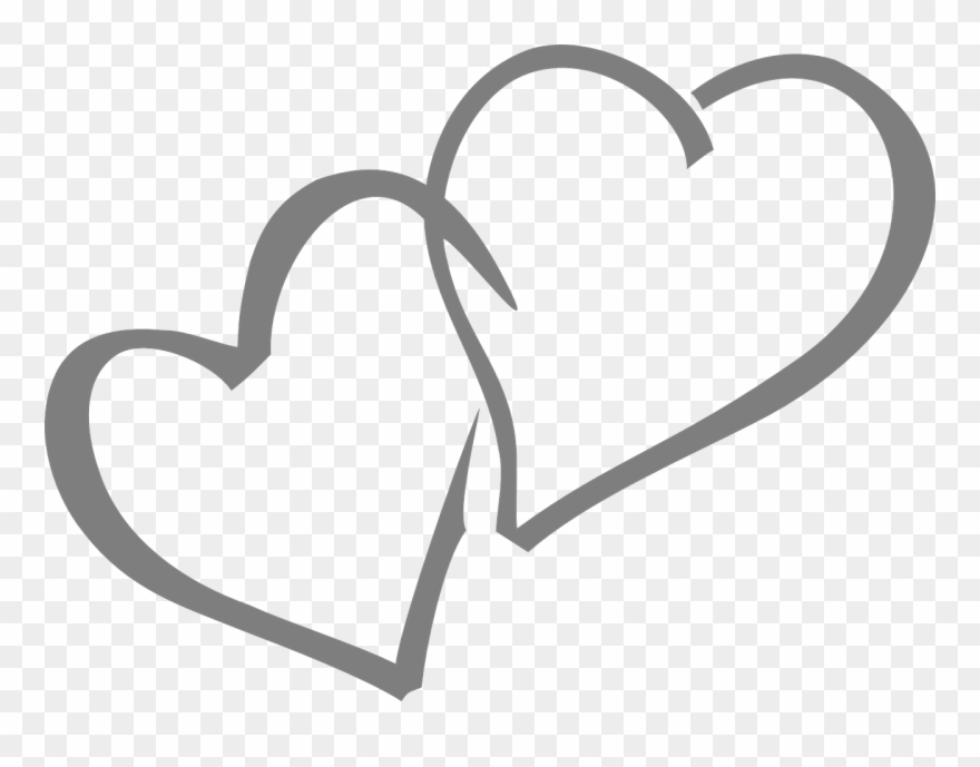 Wedding silver clipart clip art royalty free stock Wedding Bells Pictures Clip Art - Silver Heart - Png ... clip art royalty free stock