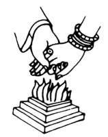Wedding symbols clipart free download image freeuse download Free Hindu Cliparts, Download Free Clip Art, Free Clip Art ... image freeuse download