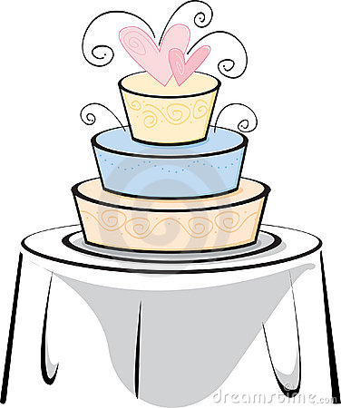 Wedding table clipart png freeuse download wedding-cake-table-8644201.jpg | Clipart Panda - Free ... png freeuse download