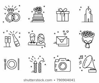 Wedding timeline clipart clip art free library Wedding timeline clipart 4 » Clipart Portal clip art free library