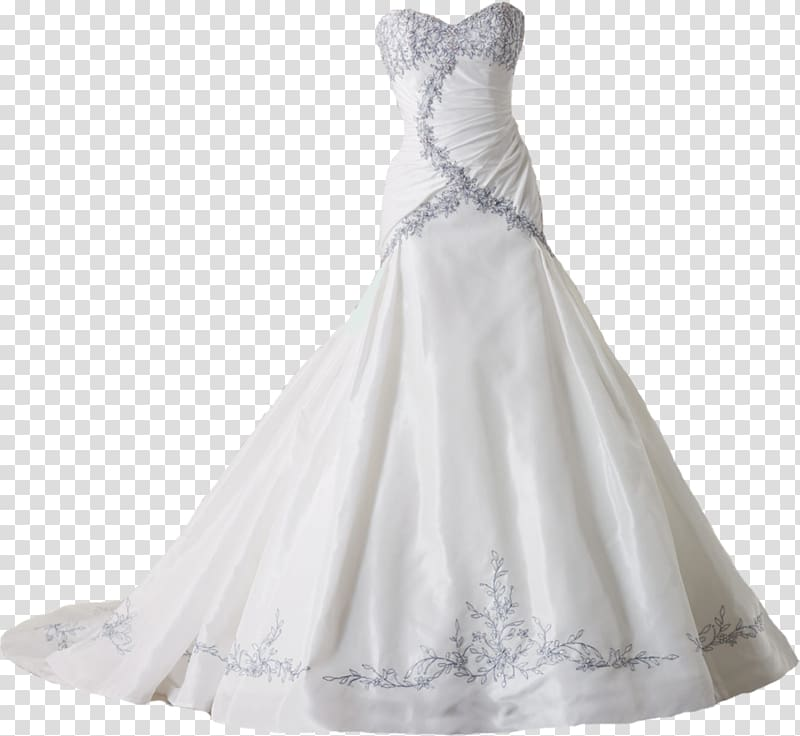 Wedding train clipart svg freeuse stock Wedding dress Evening gown Prom, dress transparent ... svg freeuse stock