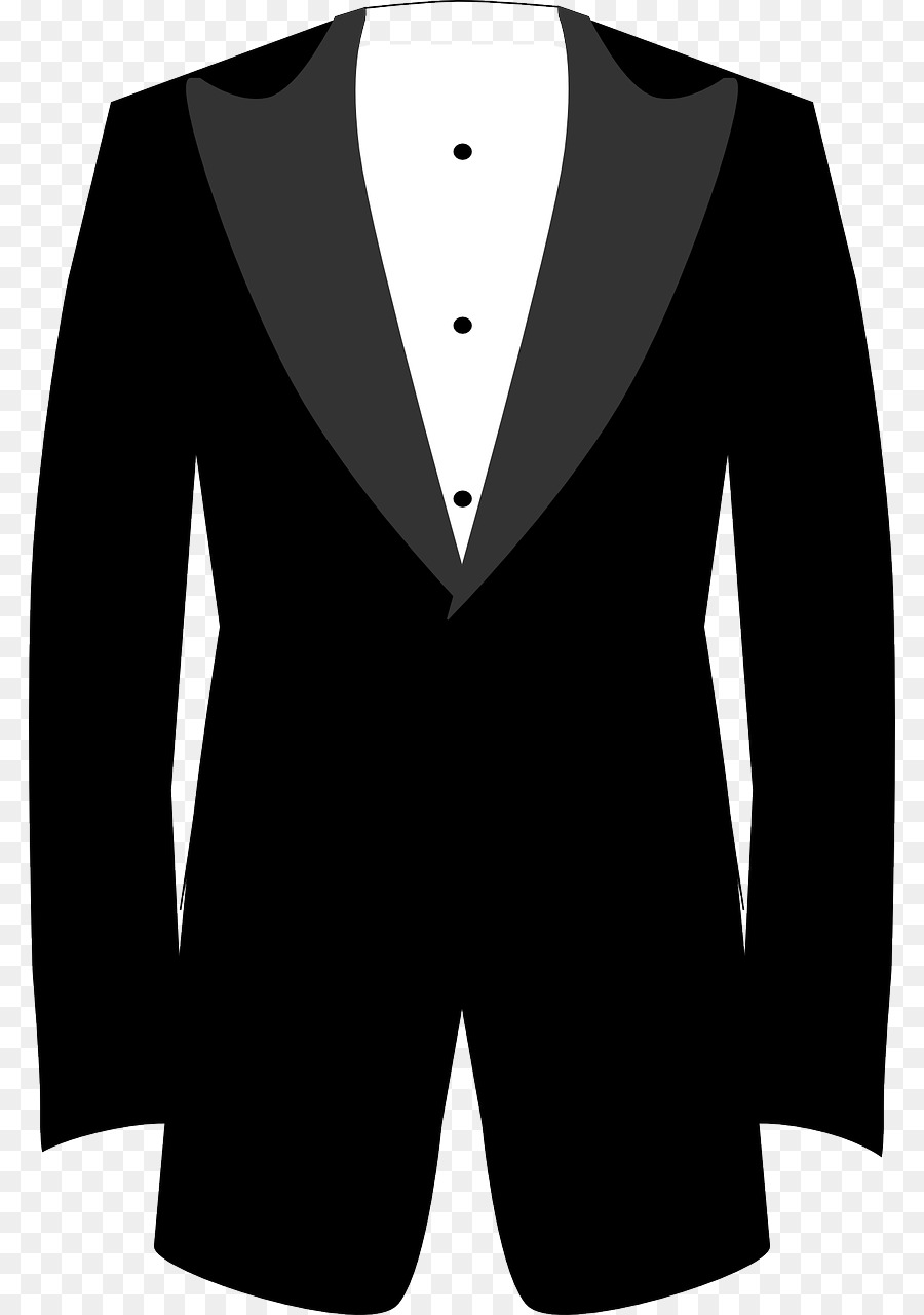 Wedding tuxedo clipart clipart black and white library Wedding Suit clipart - Tuxedo, Suit, Wedding, transparent ... clipart black and white library