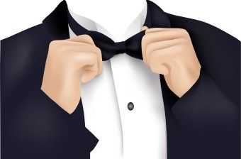Wedding tuxedo clipart graphic black and white download Man Tux Clipart Pictures | tuxedo | Tie day, Wedding attire, Tie graphic black and white download