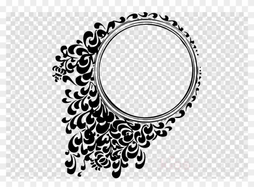 Wedding vector design clipart svg freeuse library Circle Frame Png Clipart Clip Art - Wedding Vector Designs ... svg freeuse library
