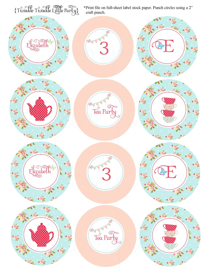 Wedding vintage printables tea clipart png library library 17 Best images about Tea Party Free Images and Printables on ... png library library