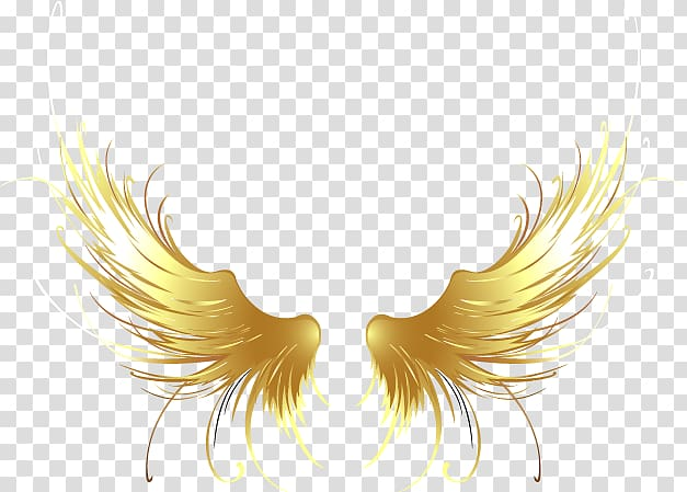 Wedding wings clipart clipart download Gold wings , Vecteur Computer file, Games golden wings ... clipart download