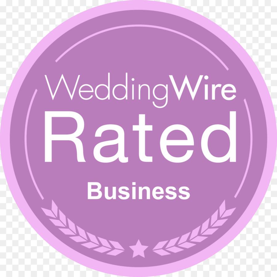 Wedding wire logo clipart transparent Wedding Label clipart - Purple, Pink, Text, transparent clip art transparent