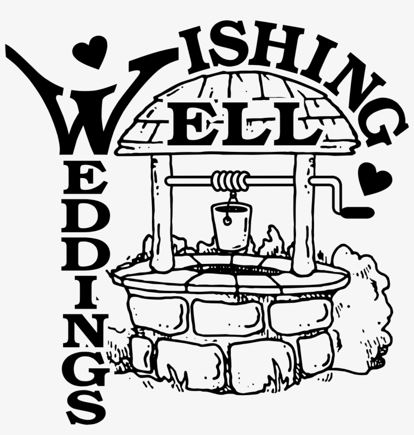 Wedding wishing well clipart banner library stock Clipart Gallery Wedding - Wishing Well Clip Art Transparent ... banner library stock