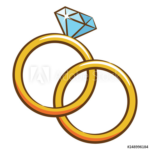 Wedding ring clipart vector free library Wedding Ring clipart - Buy this stock vector and explore ... free library