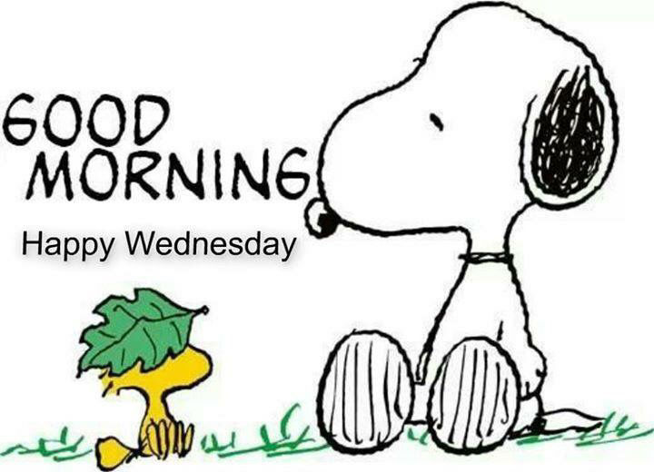 Wednesday clipart quotes vector free Snoopy Good Morning Happy Wednesday Pictures, Photos, and ... vector free