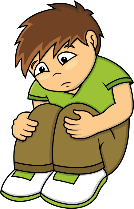 Sad boy with flowers clipart banner black and white library 76+ Sad Clipart | ClipartLook banner black and white library