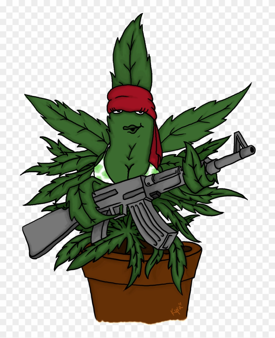 Weed bud clipart vector library download Download Jpg Free Library Clip Art And Free Graphics ... vector library download