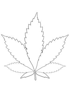 Weed clipart black and white svg 39 Best Weed Tattoos Black And White images in 2017 | Weed ... svg