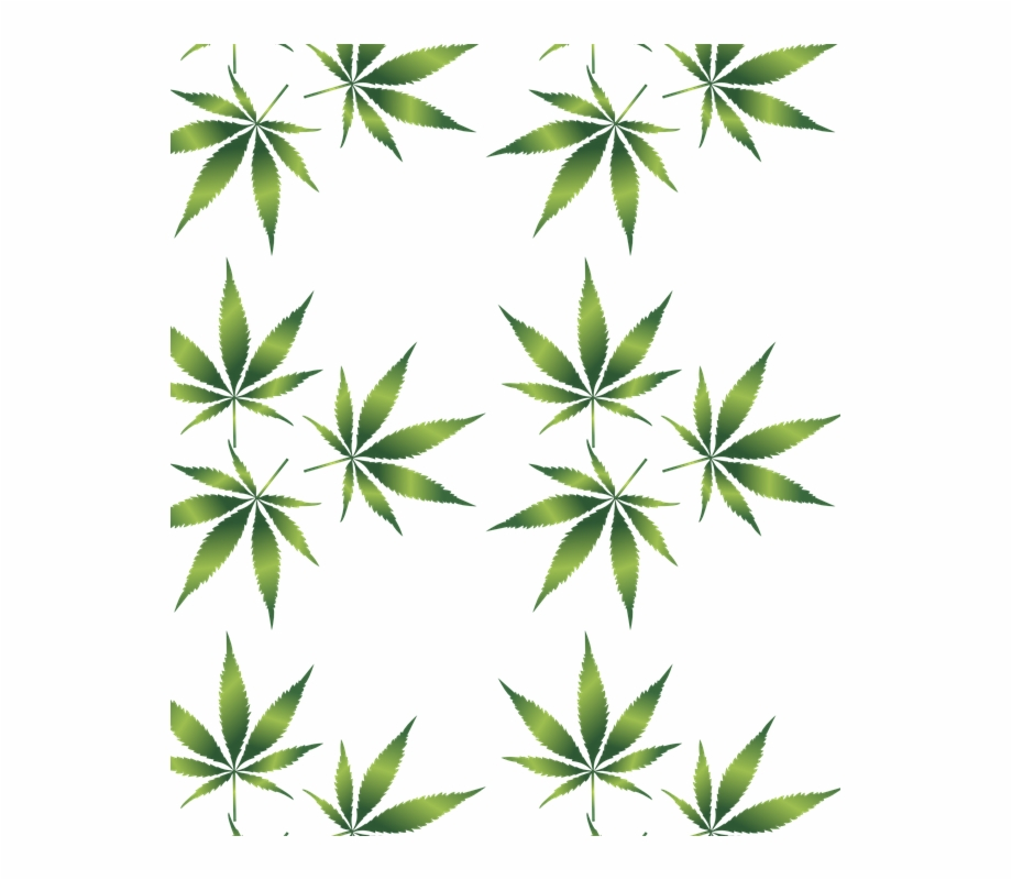 Weed plant background clipart graphic black and white Cannabis Background - Weed Background Transparent ... graphic black and white