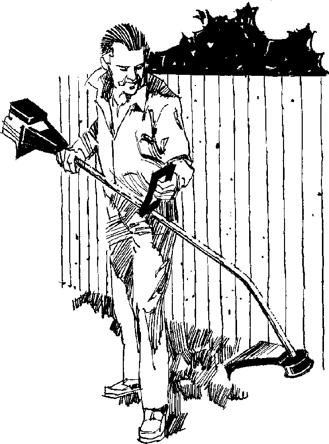 Weed trimmer clipart black svg library download Free Weed Wacker Cliparts, Download Free Clip Art, Free Clip ... svg library download