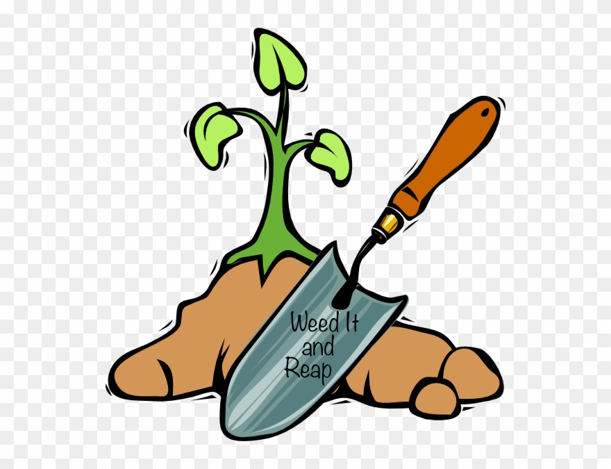 Weeding garden clipart clip art royalty free Weed It & Reap - Kids Gardening Clipart - Png Download ... clip art royalty free